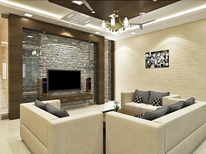 Мебель в интерьере частного дома