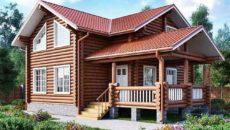 Порядок постройки деревянного дома
