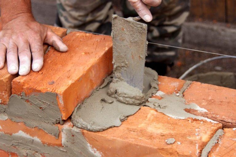 бетон для кладки кирпича