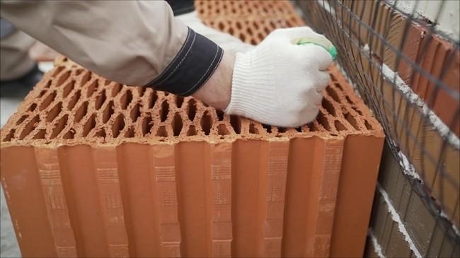 Производство блоков из поризованной керамики